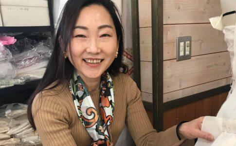 川澄信子さん写真