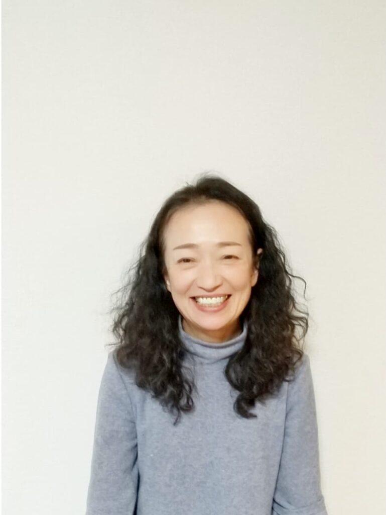 石塚利津子さん写真